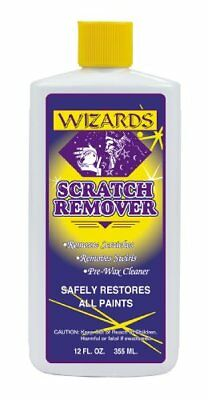 Wizards 11049 Scratch Remover - 12 oz.