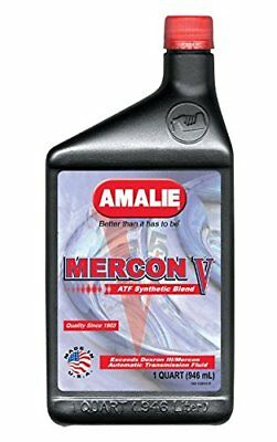 Amalie (160-62856-56-12PK) MERCON V Synthetic Blend Aut