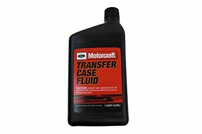 Genuine Ford Fluid XL-12 Transfer Case Fluid - 1 Quart