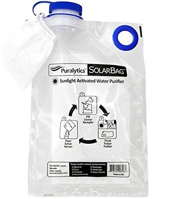 Puralytics SolarBag Water Purifier (3-Litre)