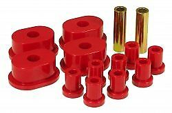 Prothane 4-1009 Red Rear Spring and Shackle Bushing