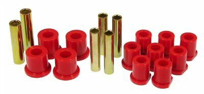 Prothane 6-1020 Red Rear Spring Eye and Shackle Bushing