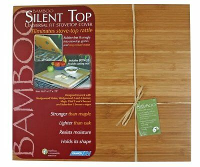 Camco 43571 Bamboo Universal Silent Top