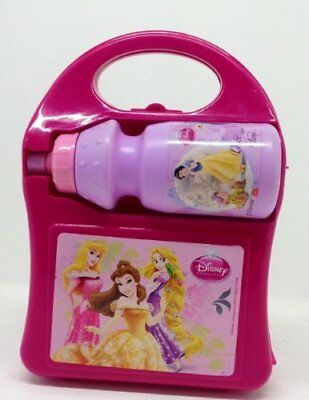 Disney Princess: Carry-along Hardcase Lunch Box with Sp