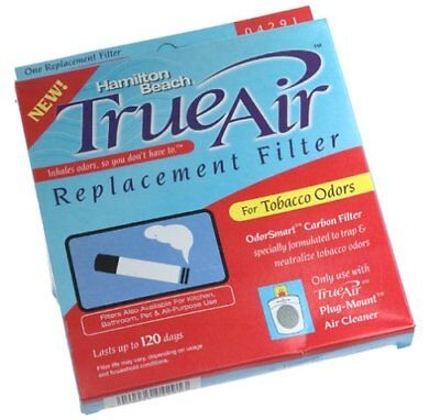 Febreze 04291 True Air Replacement Filter for Tobacco O