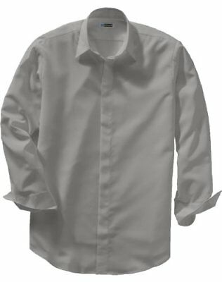 Edwards Batiste Fly Shirt, PLATINUM, Medium