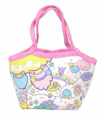 Insulated Lunch Bag Kiki and Lala Little Twin Stars