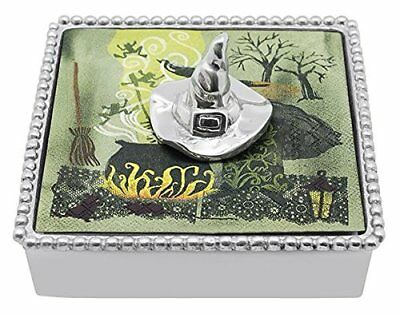 Mariposa Witch Hat Napkin Box