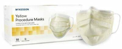 McKesson Medi-Pak High Filter Isolation Mask with Ear L