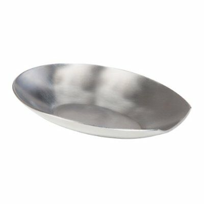 Oggi 7635 Stainless Steel Spoon Rest