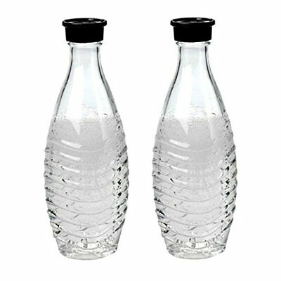 SodaStream Glass Carafe - For Penguin or Crystal Machin