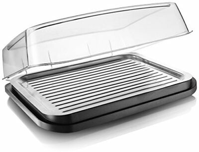 Vacu Vin Stainless Steel Barbecue Cooler Plate
