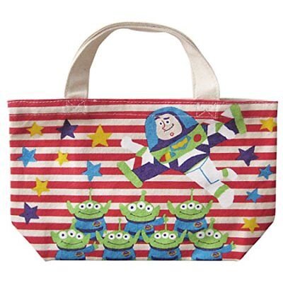 """Toy Story """"picture book"""" lunch tote bag Disney characte"""