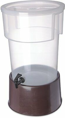 Carlisle 222901 Beverage Server 5-Gallon, Polypropylene