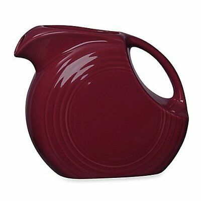Fiesta 67.25 oz. Large Pitcher in (Claret)
