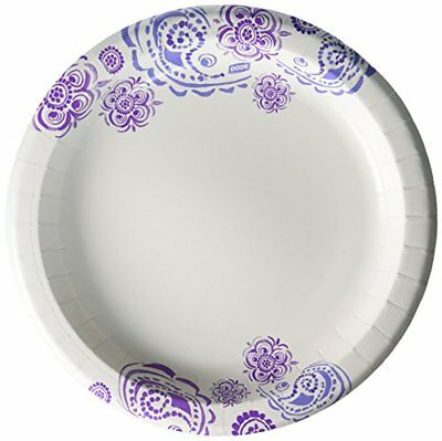 Dixie Paper Plates, 8-1/2 Inch, 48-Count