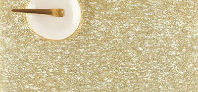 Chilewich Gold Metallic Lace Placemat 100148-002