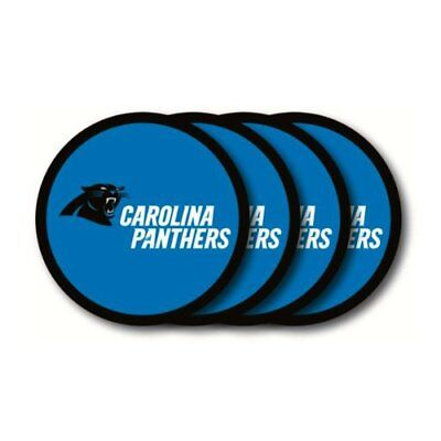 NFL Carolina Panthers Coasters (4 Pack)