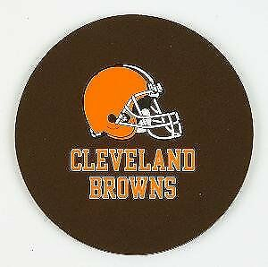 NFL Cleveland Browns Coaster (Set Of 4)