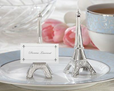 Kate Aspen Evening in Paris Eiffel Tower Silver-Finish