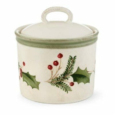 Lenox Holiday Gatherings Common Sugar Bowl