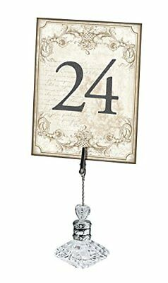 Lillian Rose Gold Wedding Reception Table Number Cards