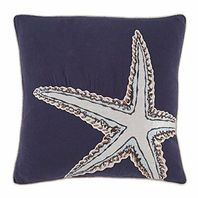 Accent Pillow Cover in Navy - Set of 4