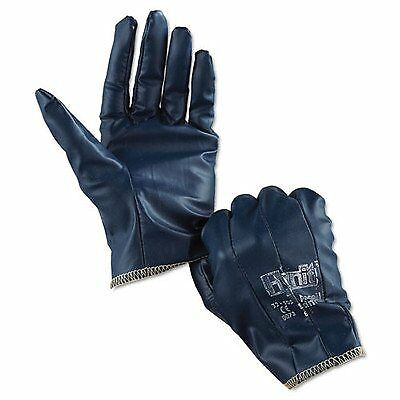 AnsellPro Hynit Nitrile-Impregnated Gloves, Size 8