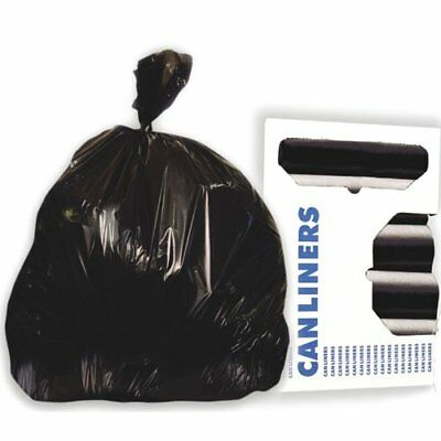 BWK434722BLK - High-Density Can Liners