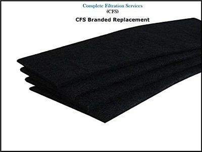 Carbon Activated Pre-Filter 4-pack for use with the Ger