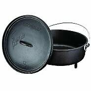 "Camp Chef Cast Iron Classic 12"" Dutch Oven"