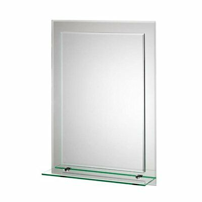 Croydex Devoke Double Layer Wall Mirror 28-Inch x 20-In