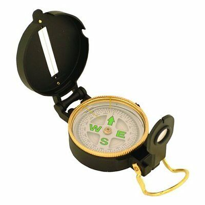 Fox Outdoor Products Plastic Lensatic Compass