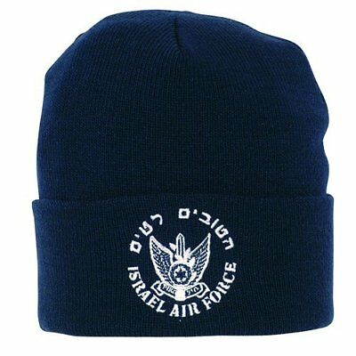 Fox Outdoor Products Embroidered Watch Cap, Israeli Air
