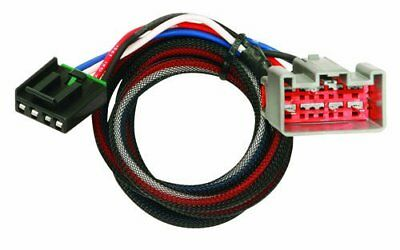 Tekonsha 3036 2-Plug Brake Control Wiring Adapter for F