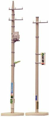B 091 utility poles scene collection by Tomytec by Tomm