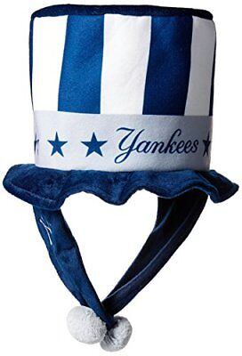 Forever Collectables MLB Mascot Dangle Hat, New York Ya