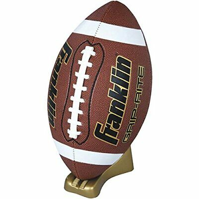 Franklin Sports Grip-Rite Pump and Tee Football Set (Of