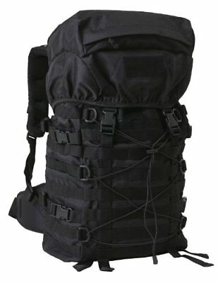 Snugpak Endurance 40 Backpack, Black