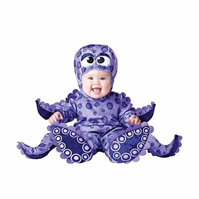 InCharacter Costumes Baby's Tiny Tentacles Octopus Cost