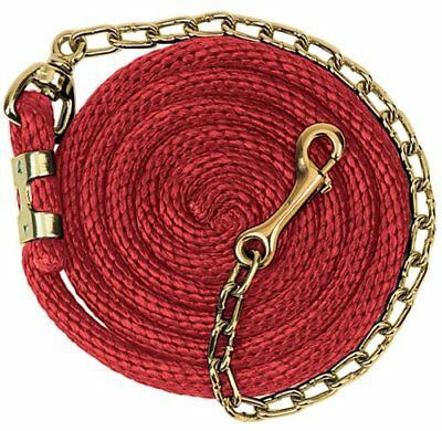 Weaver Leather Poly Lead Rope with Brass Plated Swivel