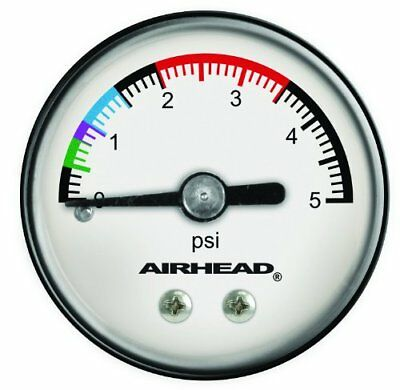 AIRHEAD AHPG-1 Pressure Gauge for Inflatables