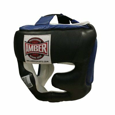 Amber Gel Full Face Training Headgear (Small)