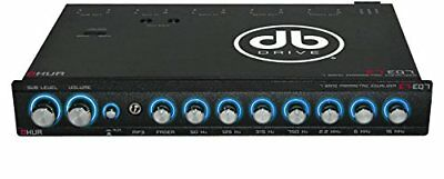 db Drive E7 EQ7 7-Band Equalizer