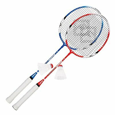 Franklin Sports 2 Player Badminton Racquet Replacement