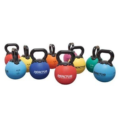 Champion Barbell Rubber Kettlebell, 25-Pound