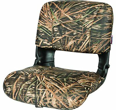 Tempress All Weather High Back Seat, Black Seat/Mossy O