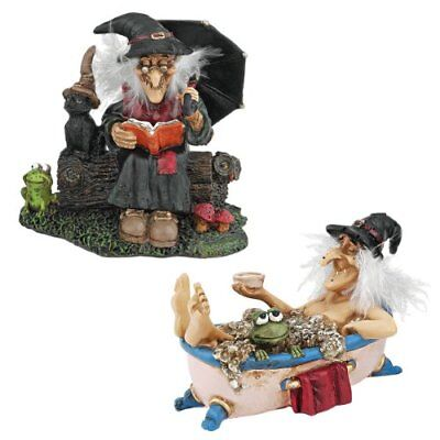 Design Toscano Bewitching Witches Statue Collection: Bo
