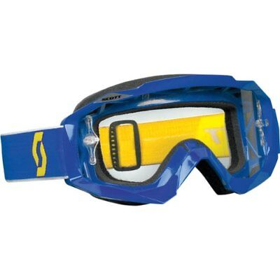 Scott Sports Hustle Goggles with Works Clear AFC Lens (