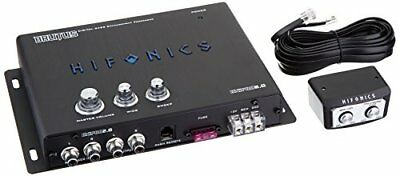 Hifonics Digital Bass Enhancement Processor with Noise-